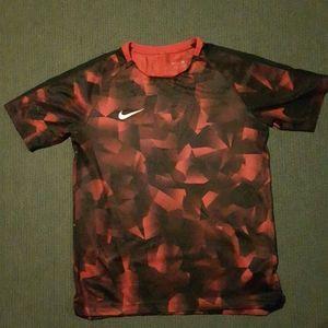 Nike kids sports shirt